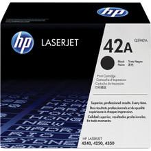 HP LaserJet 42A Black Toner Cartridge