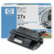 HP 27X Black LaserJet Toner Cartridge