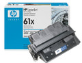 HP 61X High Yield Black LaserJet Toner Cartridge