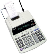 Canon P200-DH Printing Calculator