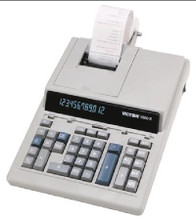 Victor 1560-6 Heavy Duty Commercial Printing Calculator