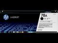 HP 78A (CE278A) Black LaserJet Toner Cartridges