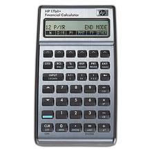 HP 17bII+ Financial Business Calculator