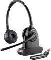 Plantronics 84008-03 Savi W420 Binaural Over-the-Head USB Wireless Headset with Mic