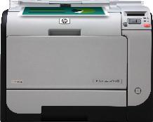 HP CP2025dn Color Laserjet Printer