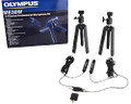 Olympus ME30W 2-Chanel Professional Conference Microphone Kit