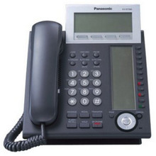 Panasonic KX-NT366 IP Telephone with 48 Buttons, Backlit LCD, Speakerphone