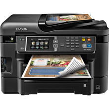 Epson WorkForce WF-2650 All-in-One Color Printer