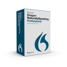Dragon NaturallySpeaking Professional 13 English