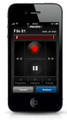 Philips LFH7430 SpeechExec Dictation Recorder App for iPhone and iPad