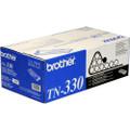 Brother TN330 Standard Yield Toner Black Cartridge - BROTN330