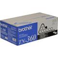 Brother TN360 High Yield Toner Black Cartridge - BROTN360