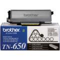 Brother TN650 High Yield Toner Black Cartridge - BROTN650