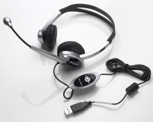 SoundTech HP-USB Multimedia USB Headset with Microphone