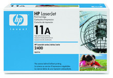 HP LaserJet 11A Black Toner Cartridge