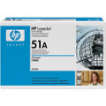 HP LaserJet 51A (Q7551A) Black Toner Cartridge