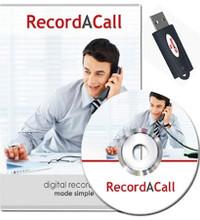 VEC RecordACall PC Call Recording Software