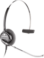 Plantronics Supra H51 On-Ear Headset with Voice Tube Mic