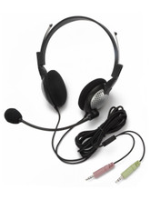Andrea NC-185 Durable On-Ear Stereo Headset
