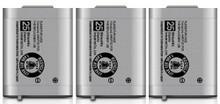 Panasonic HHR-P103 / P-P103 / HHR-P103A / N4HHGMB00001 / N4HHGMB00005 / N4HHGMN00001 / TYPE 25 / GE-TL26413 / CPH-490 (3-Pack)