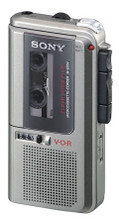 Sony M-570V Microcassette Voice Recorder Dictator with Warranty
