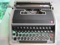 Vintage Olivetti Lettera 33 Manual Portable