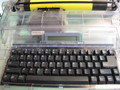 Vintage Swintec 2416DM See Through Electronic Typewriter