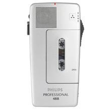 Philips 488 Pocket Memo Minicassette Recorder