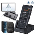 Olympus DS-9500 Professional Digital Voice Recorder with AS-9000 Transcription Kit