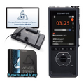 Olympus DS-9000 Professional Digital Voice Recorder with AS-9000 Transcription Kit