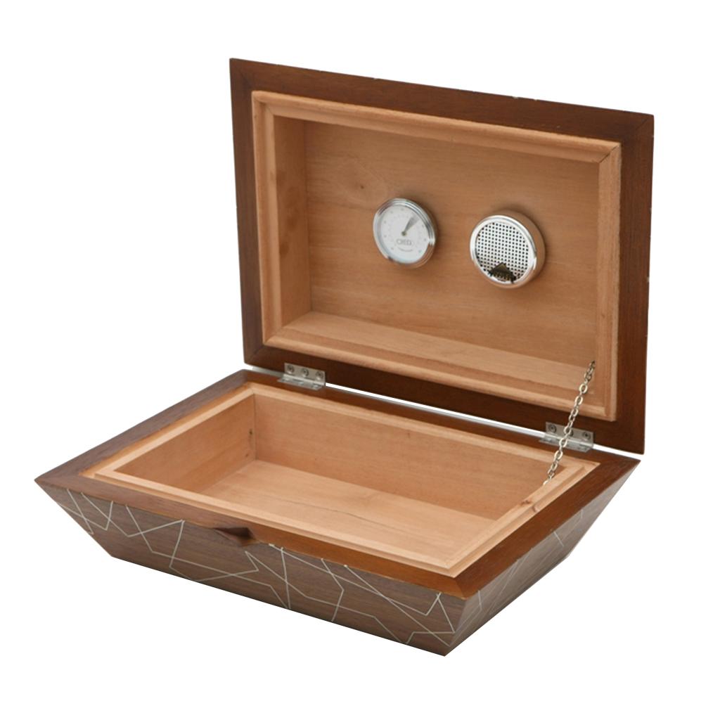 Smoke Cigar Box