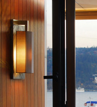 Coco Mega Outdoor Wall Sconce