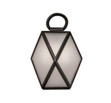 Muse Outdoor Battery Table Lantern