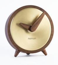 Átomo Desktop Clock