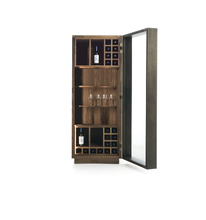 Cambusa Glass Small  Wine Cabinet