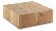 Eco Block Square Table