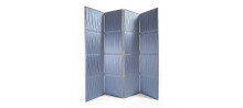 Hide & Seek Folding Screen 3 & 4 Panels