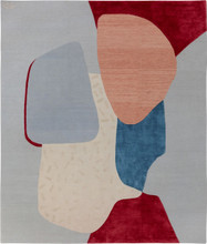 "Composition IX Rug 8' 8"" x 11' 8"""