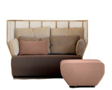 Chistera High Back Sofa