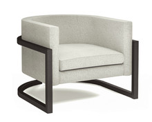 Julius Wood Armchair