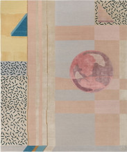"Composition II Rug 9'8""x13'1"""