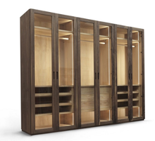 Riva 1920 Natura Four Season Glass Wardrobe
