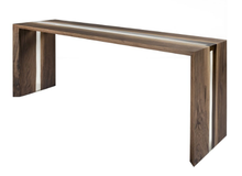 Console Frame Resin Table
