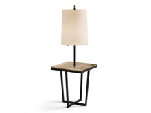 CROSS Floor Lamp and Side Table
