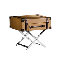 Traveler Suitcase Side Table