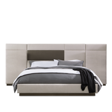 Quadrant Bed with Side Panels QS