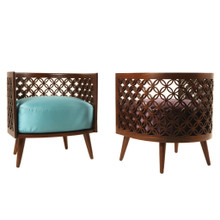 Arabesque Modern Armchair