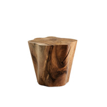 By The Trees Side Table - Wood