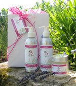 Ladies Organic Lavender and Ylang Ylang Gift Bag