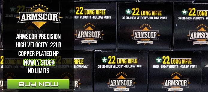 Armscor 22 ammo